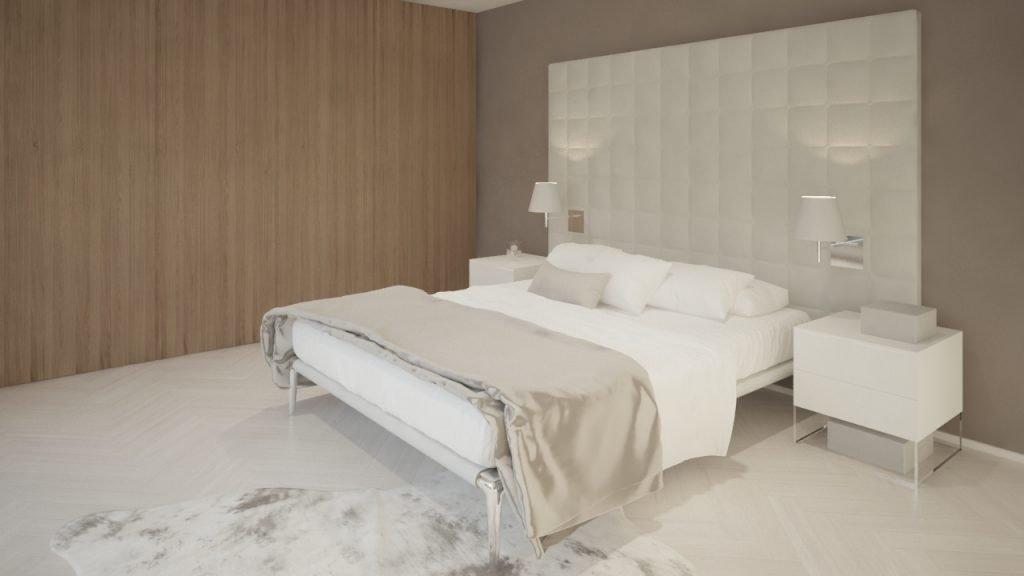 Puerta Real - Dormitorio