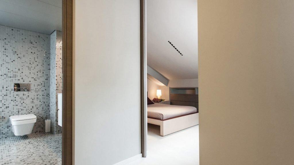 Buhardilla de San Antón - Dormitorio 1