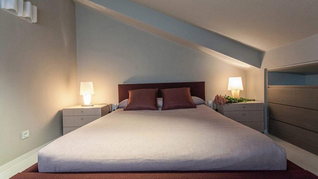 Buhardilla de San Antón - Dormitorio 2