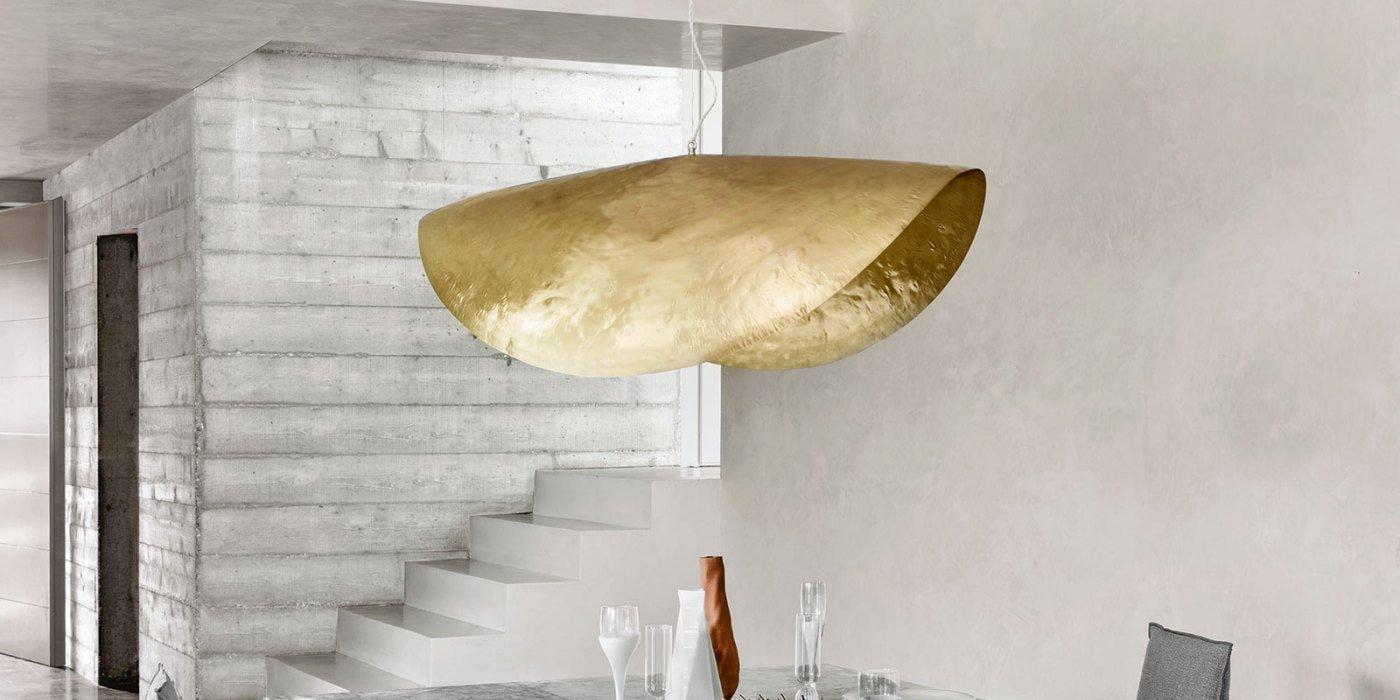 Lámpara Brass Gervasoni